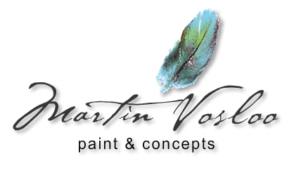 Martin Vosloo Paints